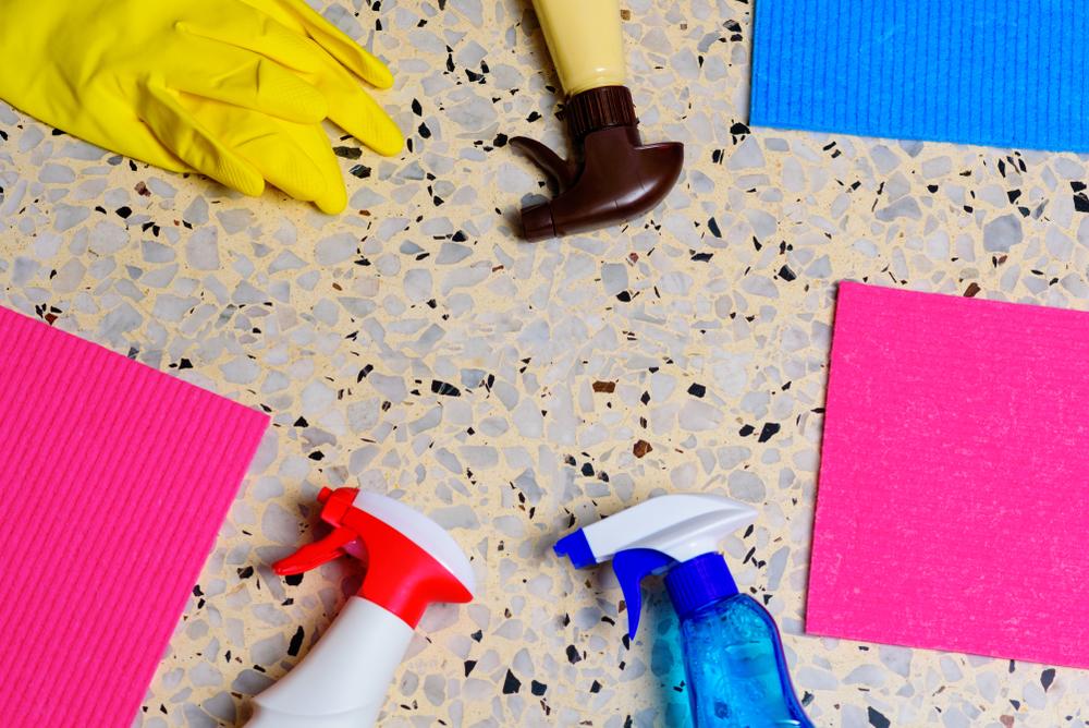 清掃当番表・掃除当番表の雛形(テンプレート)無料ダウンロード