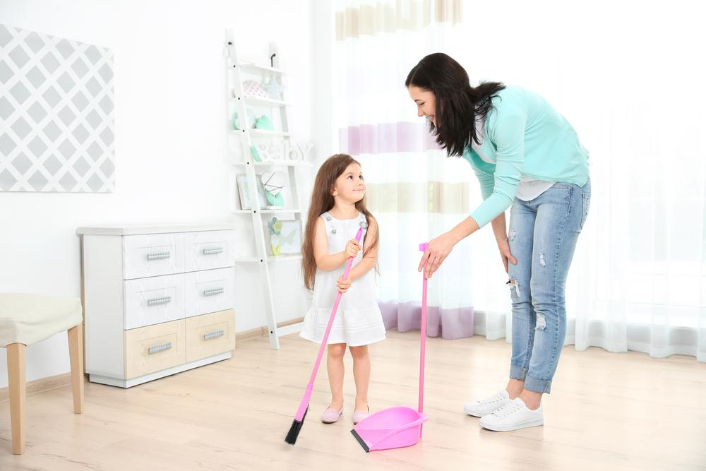 子供のお手伝い表・お手伝いシートの雛形(テンプレート)無料ダウンロード